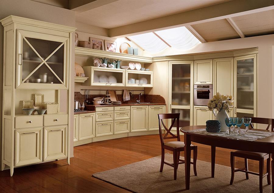 Emejing cucina classica contemporanea gallery ideas - Cucina classica contemporanea ...