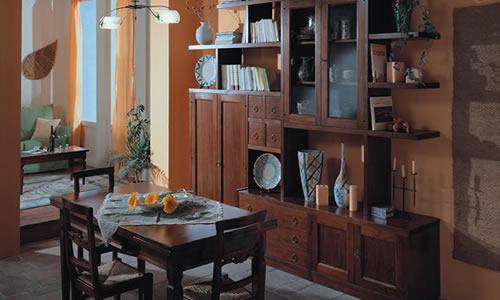 Arredamento living moderno arredo zona giorno classico for Elenco outlet arredamento